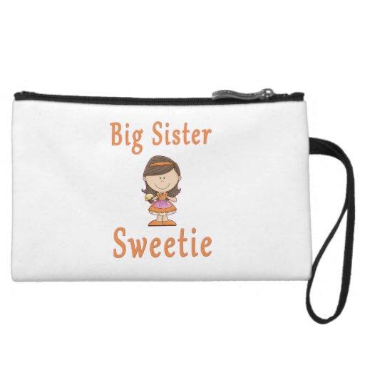 Pelo de Brown del Sweetie de la hermana grande