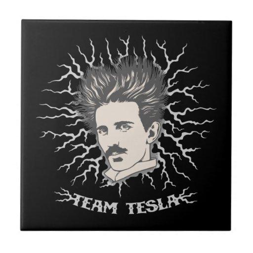 Pelo de los parásitos atmosféricos de Tesla del eq Azulejo