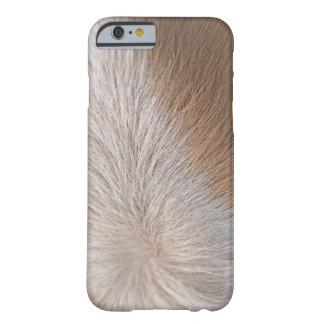 Pelo del caballo (potro raro de la raza de funda para iPhone 6 barely there