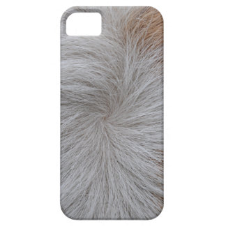 Pelo del caballo (potro raro de la raza de iPhone 5 carcasa