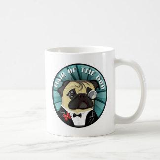 Pelo del merch del perro taza clásica