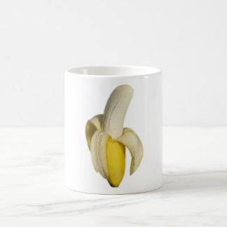 """""""Peló las tazas del diseño del plátano"""""""