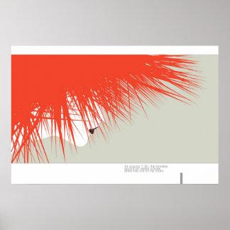 Pelo rojo póster