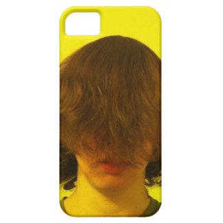Pelo sobre el caso del iphone del individuo de la iPhone 5 fundas