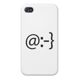 pelo style.ai iPhone 4/4S carcasas