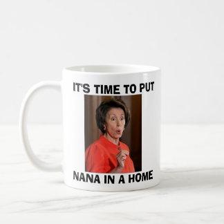 Pelosi Coffee Mug