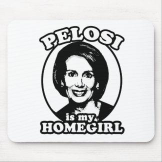 Pelosi es mi homegirl tapete de raton