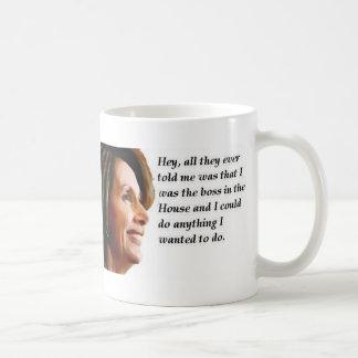 Pelosi Hey Coffee Mug