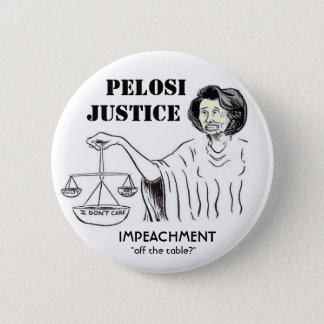Pelosi Justice Button
