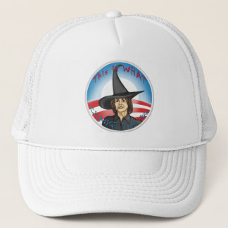 Pelosi: Looks like Change Trucker Hat