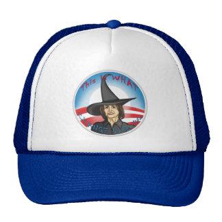 Pelosi: Looks like Change Trucker Hat