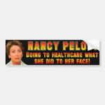Pelosi: ObamaCare anti Pegatina De Parachoque