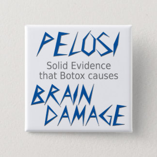 Pelosi Pinback Button