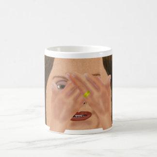 Pelosi Sees No Evil Coffee Mug