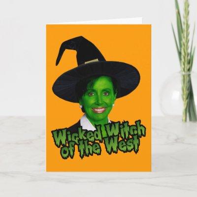 nancy pelosi witch