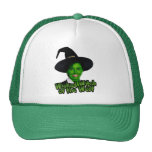 Pelosi Wicked Witch of the West Mesh Hat
