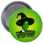 Pelosi Wicked Witch of the West Pin