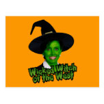 Pelosi Wicked Witch of the West Postcards