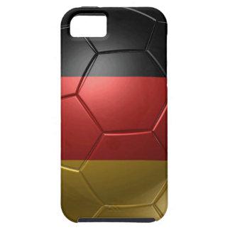pelota de Alemania iPhone 5 Funda