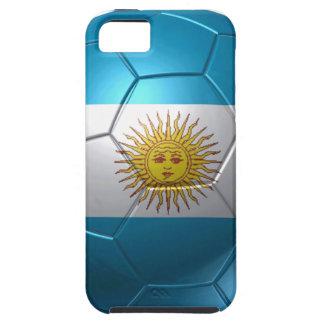 pelota de Argentina iPhone 5 Carcasa