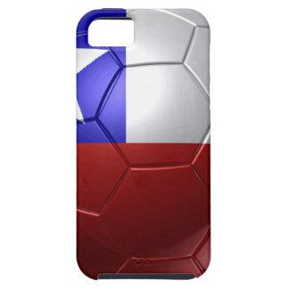 pelota de Chile iPhone 5 Carcasas