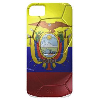 pelota de Ecuador iPhone 5 Carcasas