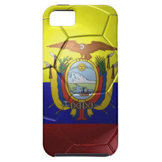 pelota de Ecuador iPhone 5 Funda