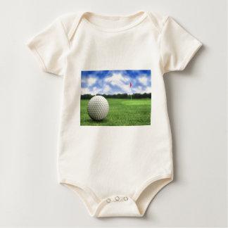 Pelota de golf 4 body de bebé