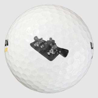 Pelota de golf de la llave del código Morse del Pack De Pelotas De Golf
