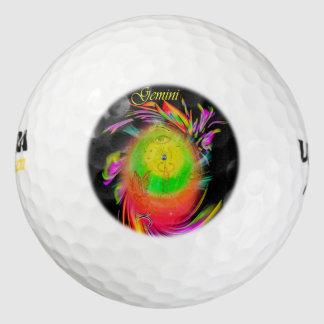 Pelota de golf de Wilson   de los géminis del