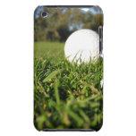 Pelota de golf en el caso de iTouch del curso iPod Touch Funda