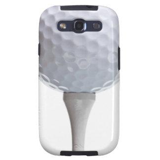 Pelota de golf en la te modificada para requisitos galaxy SIII protector