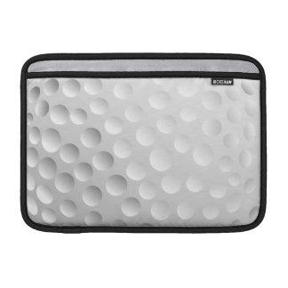 Pelota de golf fundas para macbook air