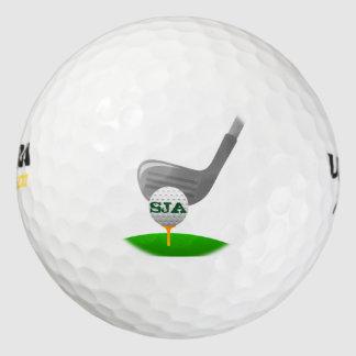 Pelota de golf Golfing personalizada Pack De Pelotas De Golf