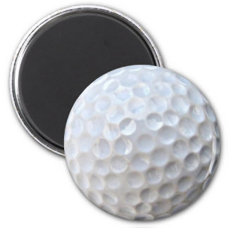pelota de golf iman de frigorífico