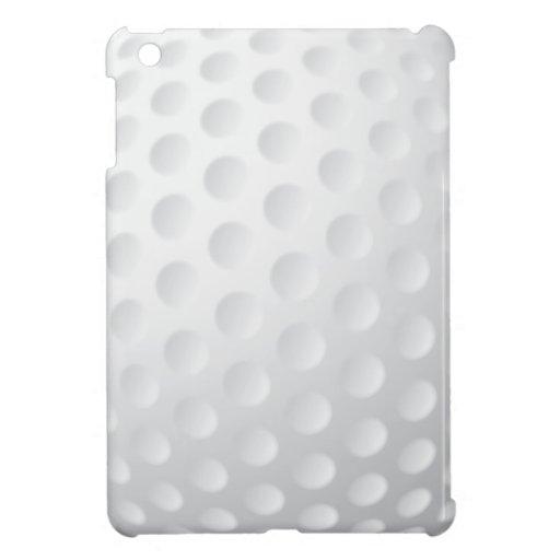 Pelota de golf iPad mini cárcasa