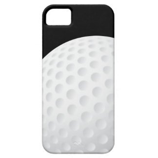 Pelota de golf iPhone 5 carcasa