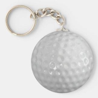 Pelota de golf llaveros personalizados