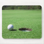 Pelota de golf mousepad