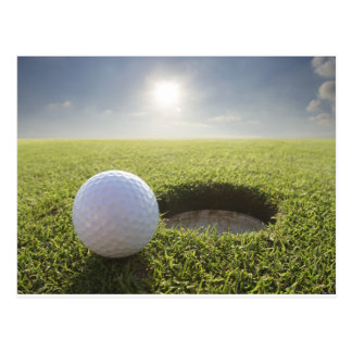 Pelota de golf PGA Tarjeta Postal