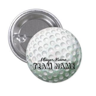 Pelota de golf pin