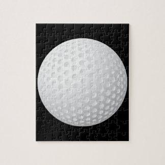 Pelota de golf puzzles con fotos