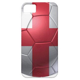 pelota de Inglaterra iPhone 5 Fundas