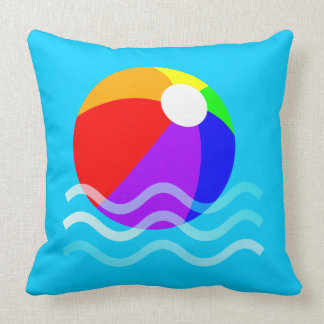 Pelota de playa almohadas