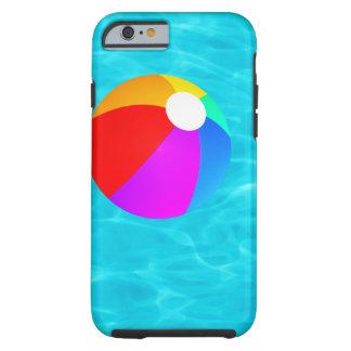 Pelota de playa funda para iPhone 6 tough