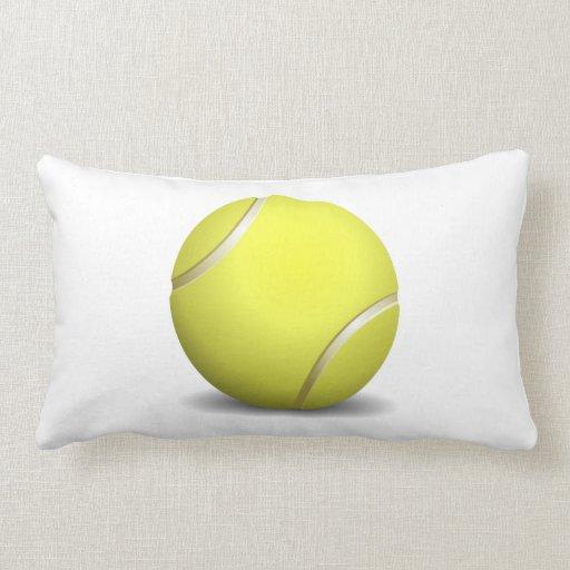 Pelota de tenis cojines