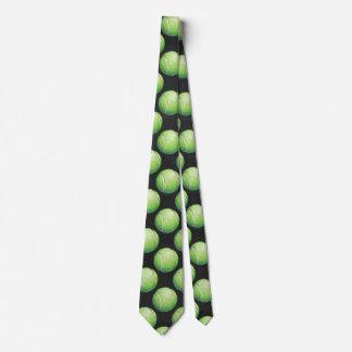 Pelota de tenis corbata