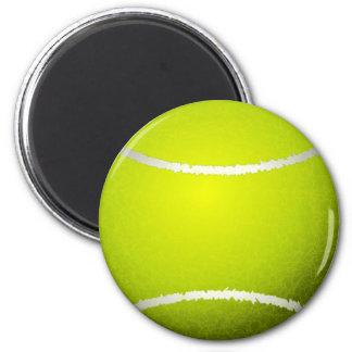 Pelota de tenis iman