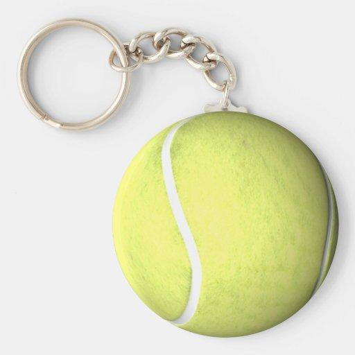 Pelota de tenis llavero personalizado