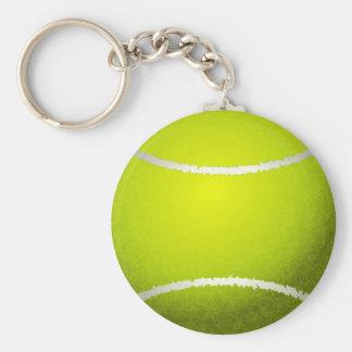 Pelota de tenis llaveros personalizados